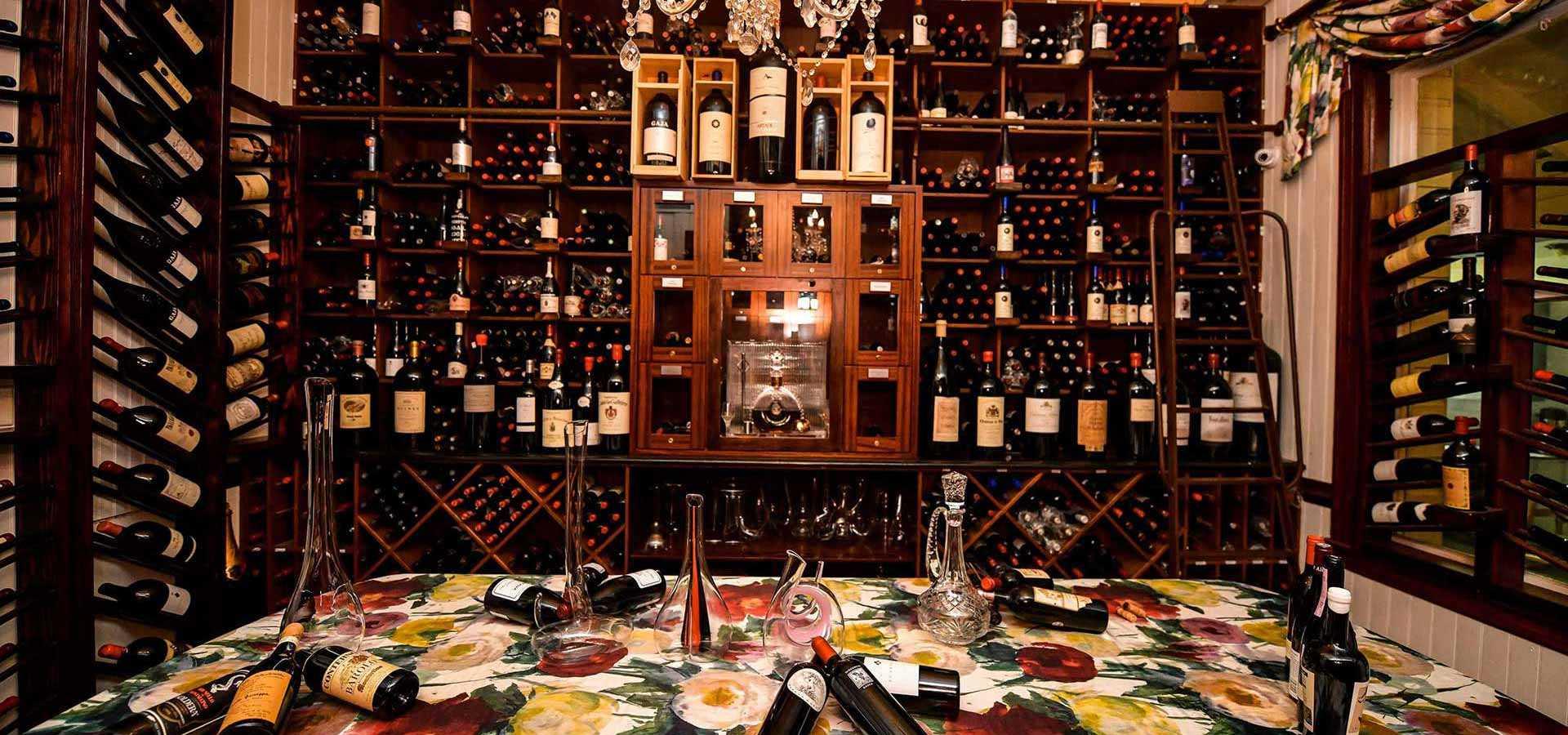 Cayman's Premium Wines