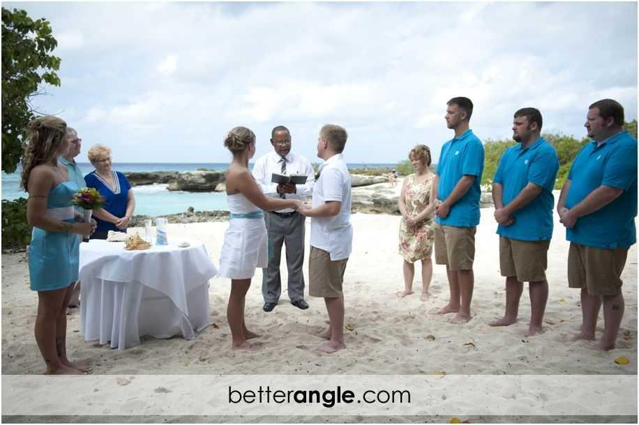 Grand Cayman Beach Wedding0016