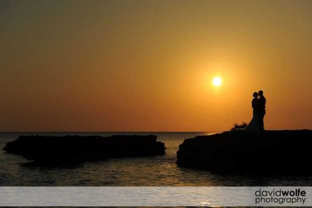 Another Beautiful Caribbean Sunset Wedding in Grand Cayman - More to come! Image - 1
