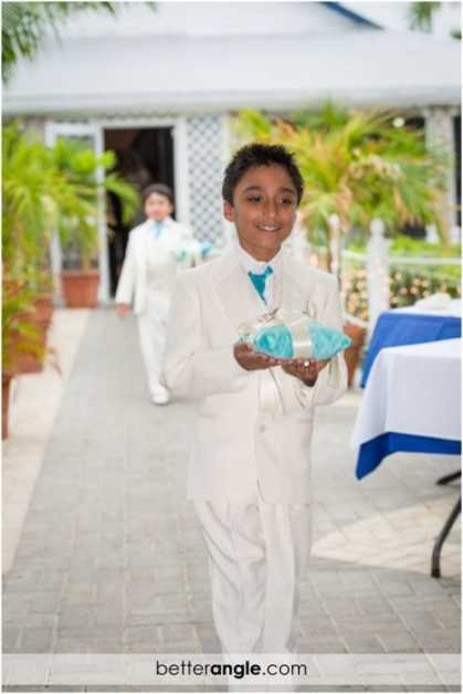 Caribbean Themed Wedding At The Grand Old House Image - 11