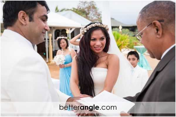 Caribbean Themed Wedding At The Grand Old House Image - 14