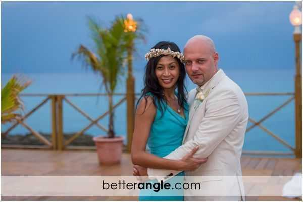 Caribbean Themed Wedding At The Grand Old House Image - 3