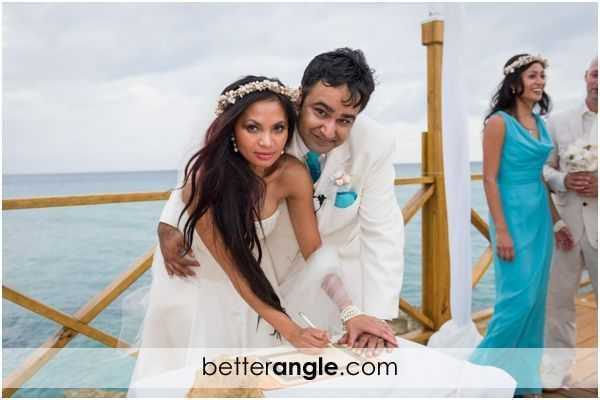Caribbean Themed Wedding At The Grand Old House Image - 7