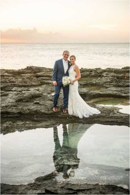 Erica Will Stylish Grand Cayman Wedding Image - 10