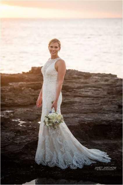Erica Will Stylish Grand Cayman Wedding Image - 12