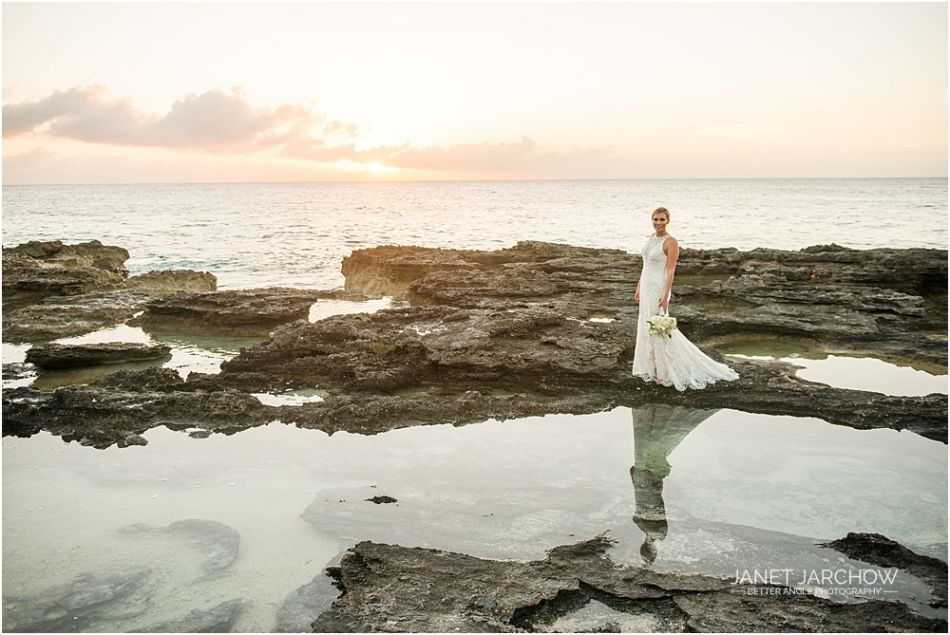 Erica Will Stylish Grand Cayman Wedding Image - 14