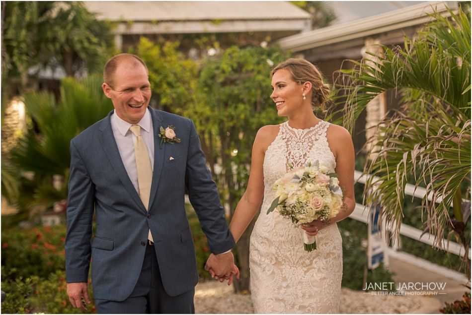 Erica Will Stylish Grand Cayman Wedding Image - 5