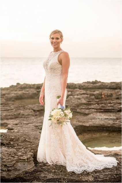 Erica Will Stylish Grand Cayman Wedding Image - 8
