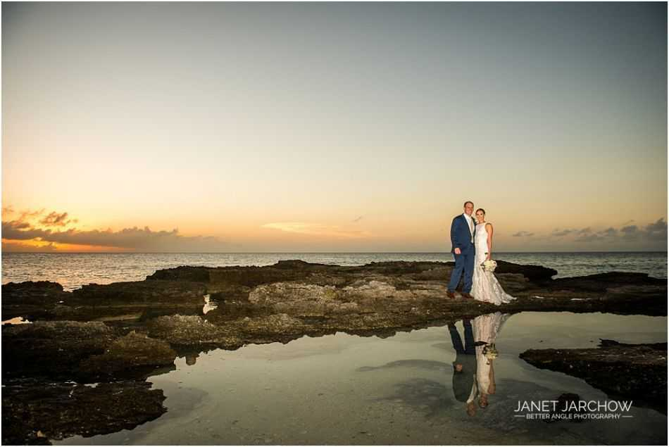 Erica Will Stylish Grand Cayman Wedding Image - 9