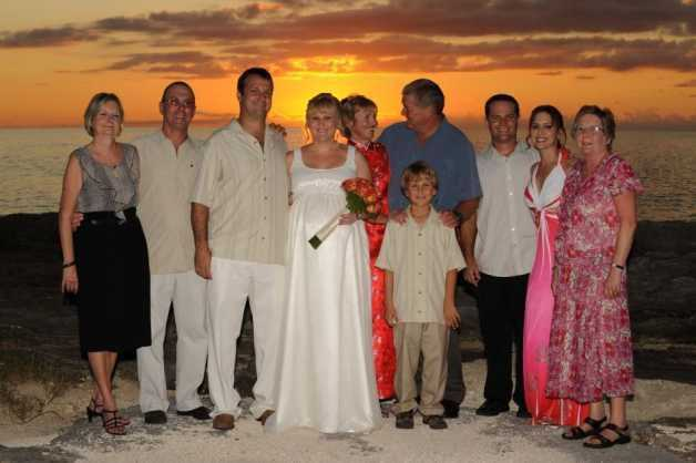 Grand Cayman Residents Tie The Knot At Grand Old House Image - 3