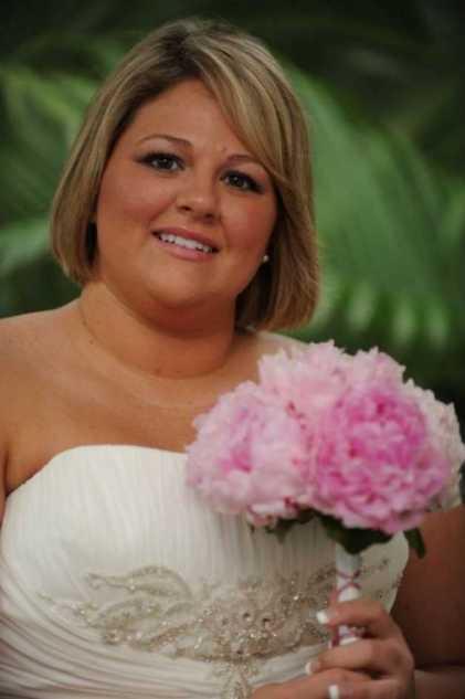 Hayli And Alex  Intimate Wedding At Sun Set Image - 2