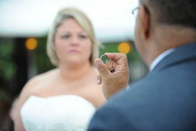 Hayli And Alex  Intimate Wedding At Sun Set Image - 4