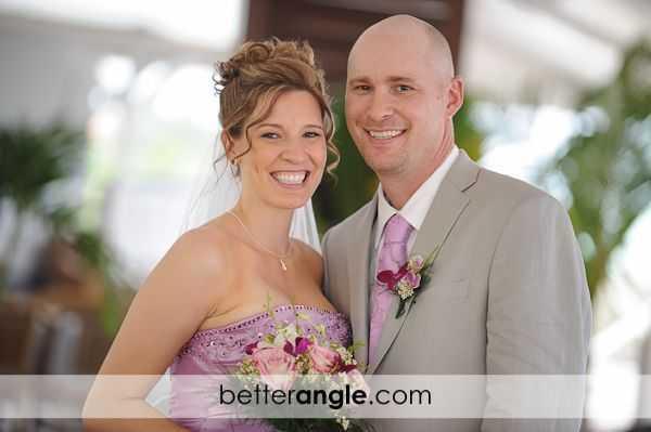 Lisa & Blairs Wedding Image - 14