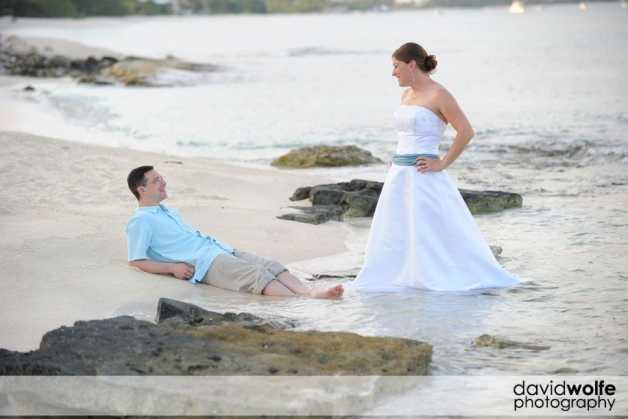 Lora & Toby - Vow Renewal - Trash The Dress Image - 10