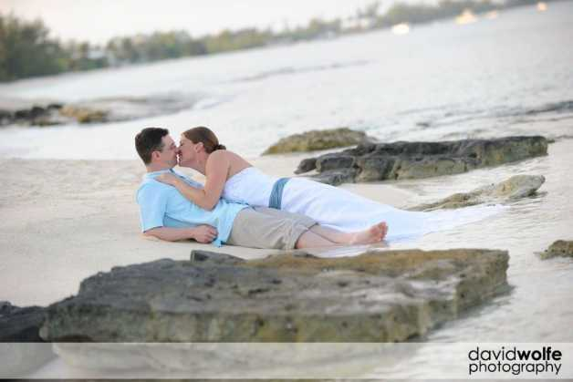 Lora & Toby - Vow Renewal - Trash The Dress Image - 11