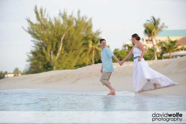 Lora & Toby - Vow Renewal - Trash The Dress Image - 12