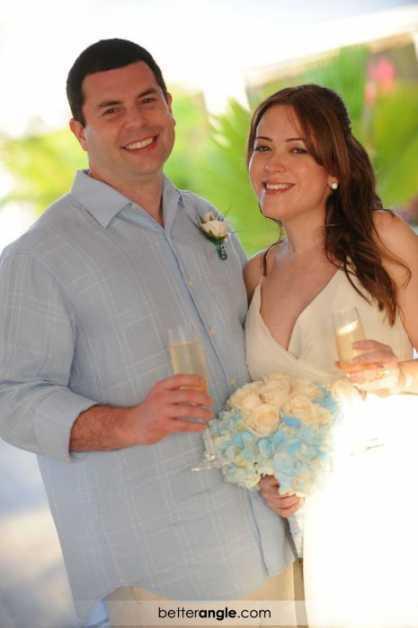 Mari & Als Wedding Image - 3