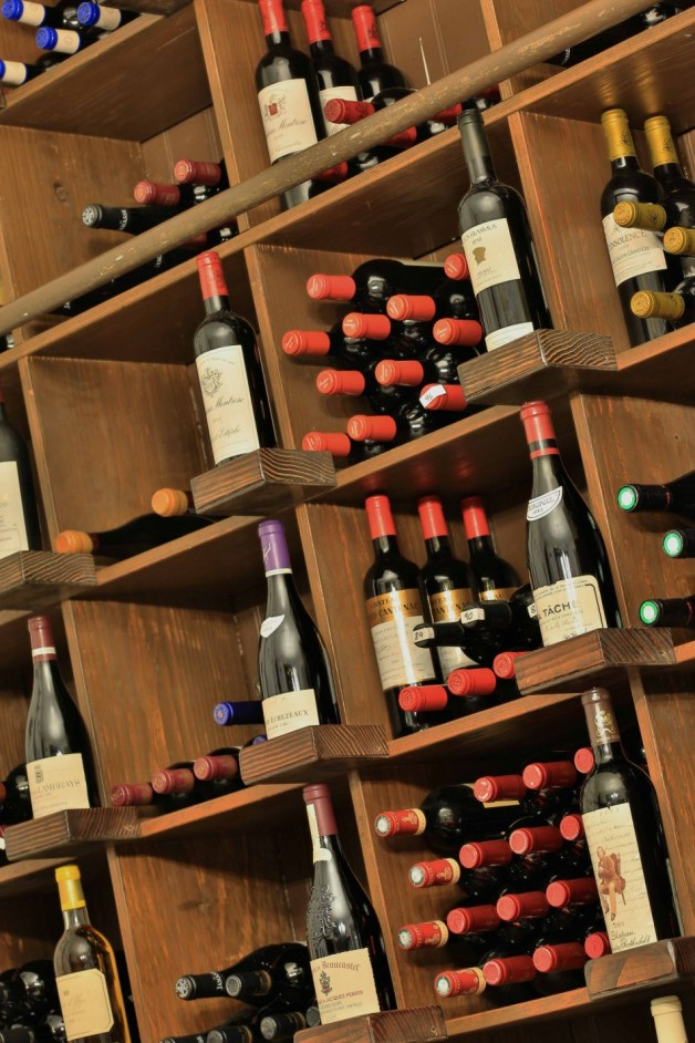 Explore our wine room at your next visit and discover next favorites!