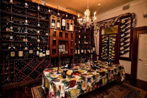 Wine Room Image 3 - Grand Old House