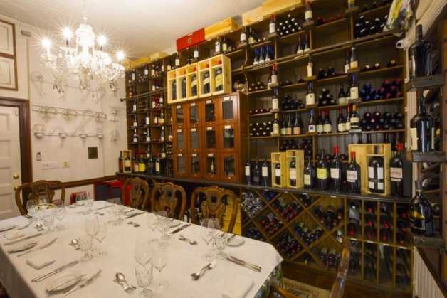 Wine Room Image 8 - Grand Old House