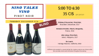 NINO talks VINO ***BLIND***