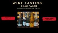 WINE TASTING CHAMPAGNE