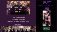 New Year's Eve on the waterfront