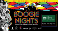 BOOGIE NIGHTS at Grand Old House