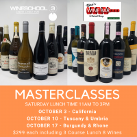 MASTERCLASS for wine enthusiasts!