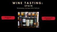 WINE TASTING SPAIN