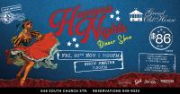 DINNER SHOW - HAVANA NIGHTS