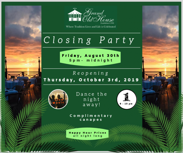 SUMMER CLOSING PARTY 2019