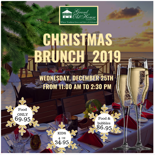 CHRISTMAS BRUNCH 2019