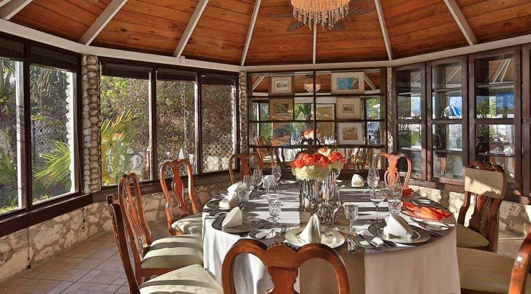 Private Dining Rooms Testimonials - Grand Old House