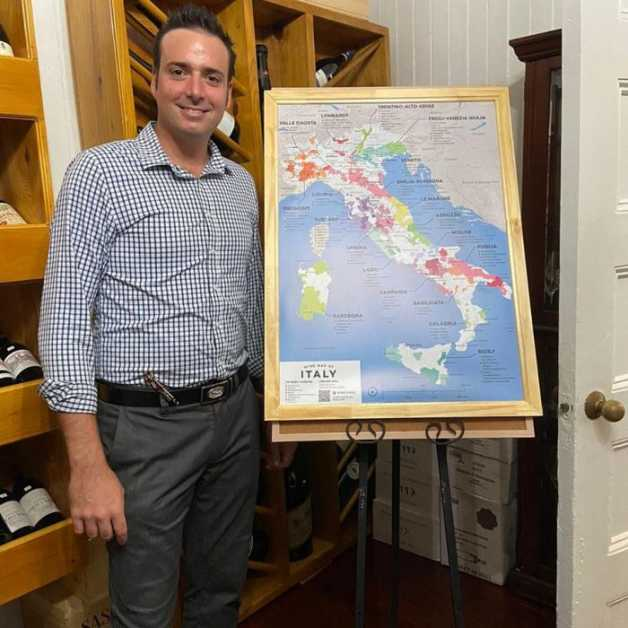 Nino talks Vino - South of Italy