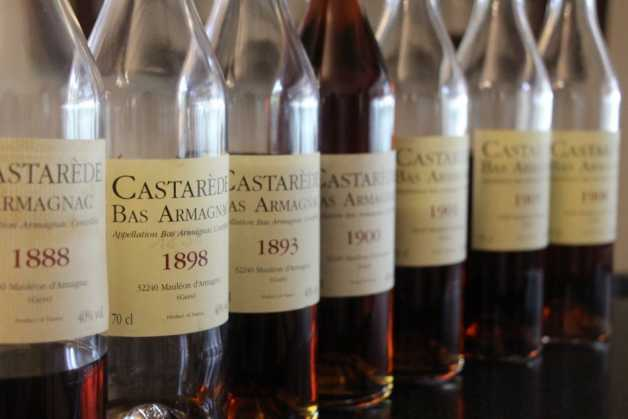 One of world\'s most complete Armagnac Collection \n1900 - 1994