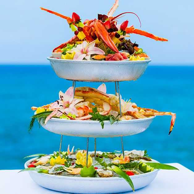 Seafood tower | made to order