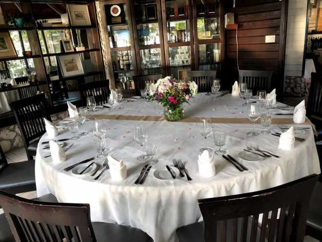 Private Dining Rooms Gallery Image 12 - Grand Old House