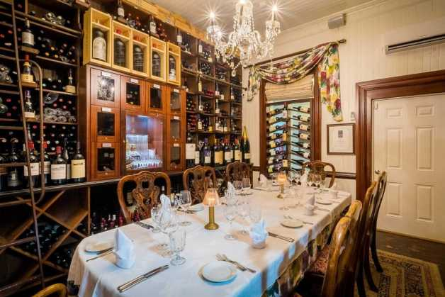 Private Dining Rooms Gallery Image 14 - Grand Old House