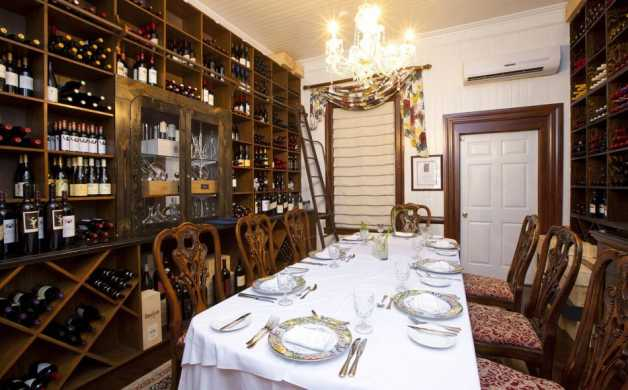 Private Dining Rooms Gallery Image 2 - Grand Old House