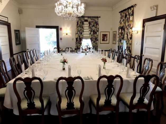 Private Dining Rooms Gallery Image 7 - Grand Old House