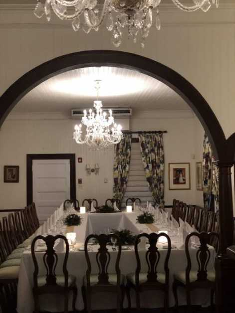 Private Dining Rooms Gallery Image 9 - Grand Old House