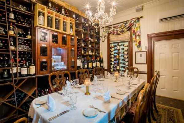 Wine Room - Grand Old House