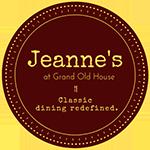 Jeanne's Logo