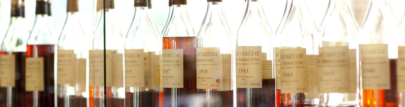 Armagnac wine