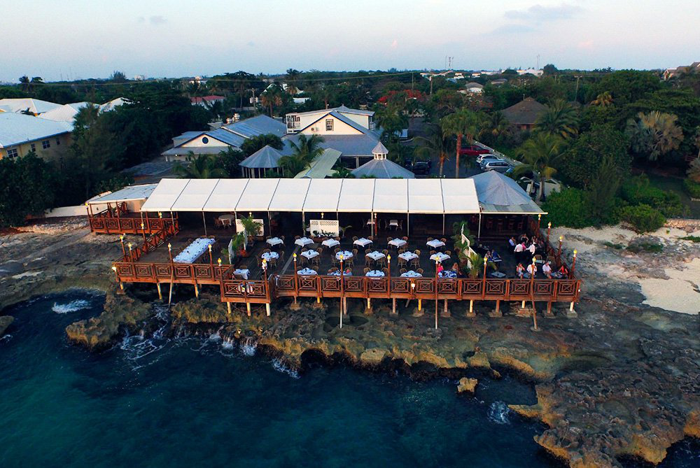 Don't miss - Waterfront Dining Experience at Grand Old House, Cayman Islands