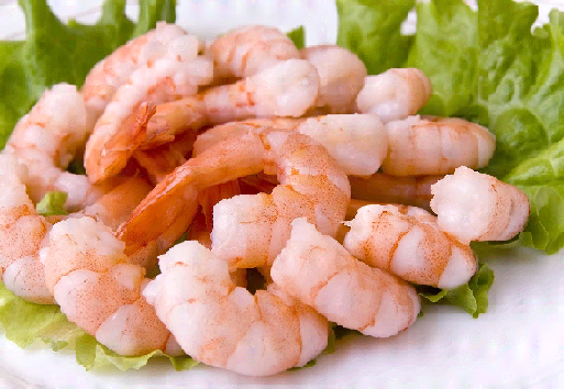 Shrimps are the essential part of Caribbean cuisine