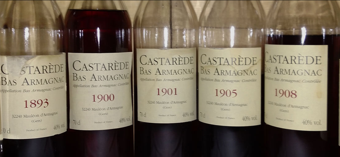 Castarede - The oldest of all Armagnac