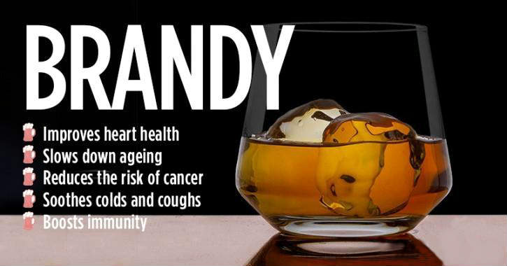 Health Benefits of Brandy