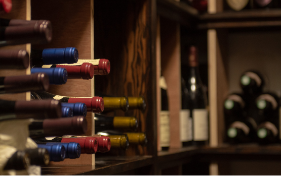 Cayman's largest wine collection
